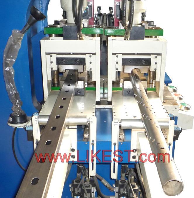 Tube Pipe Punching Drilling Machine Sheet Plate Punching