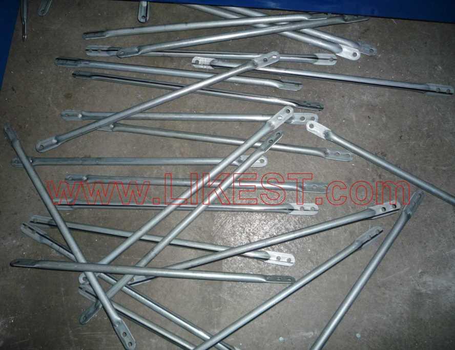 Scaffolding Roll Forming Machine Scaffolding Thread